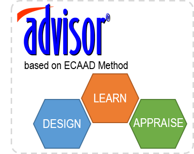ADVISOR project logo