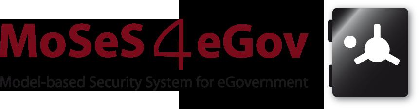 MoSeS4eGov project logo